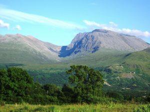 touring scotland